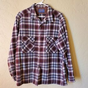 Vintage Pendleton Board Shirt